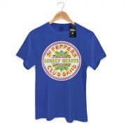 Camiseta Unissex The Beatles - Sgt Pepper's Club Band And The Lonely Hearts