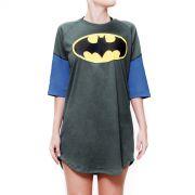 Camisola Feminina DC Comics Batgirl Logo