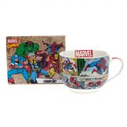 Caneca de Sopa Marvel HQ Colors