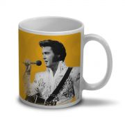 Caneca Elvis Aloha From Hawaii 40th Anniversary