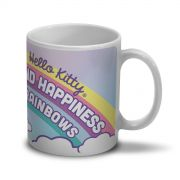 Caneca Hello Kitty I Find Happiness