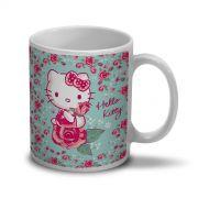 Caneca Hello Kitty Melhor Mãe do Mundo