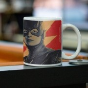 Caneca Liga da Justiça Flash Join The League