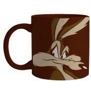 Caneca Porcelana Looney Tunes Coyote