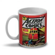 Caneca Superman - Action Comics