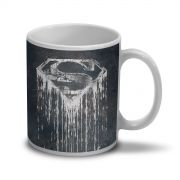 Caneca Superman - Steel Melting