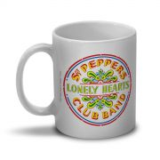 Caneca The Beatles Sgt. Peppers Club Band And The Lonely Hearts