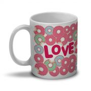 Caneca TodaTeen Love Donuts!