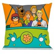 Capa Almofada Scooby-Doo Everybody in The Mystery