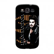 Capa de Celular Samsung Galaxy S3 Luan Santana Foto Degradê
