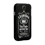Capa de Celular Samsung Galaxy S4 89 FM A Rádio Rock