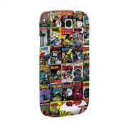 Capa de Celular Samsung S3 Batman 75 Anos HQ
