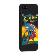Capa de iPhone 5/5S Superman HQ Nº24