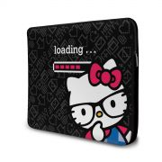 Capa de Notebook Hello Kitty Digital