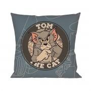 Capa para Almofada Tom e Jerry The Cat