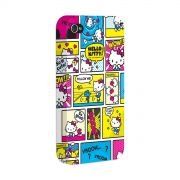 Capa para iPhone 4/4S Hello Kitty Comic Con HQ