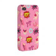 Capa para iPhone 4/4S TodaTeen POP!