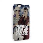 Capa para iPhone 6/6S Pedro Paulo & Alex Fama de Pegador