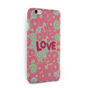 Capa para iPhone 6/6S TodaTeen Love Donuts!