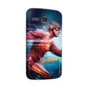 Capa para Motorola Moto G  1 The Flash Serie Running