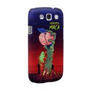 Capa para Samsung Galaxy S3 Monstra Maçã Cemetery