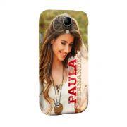 Capa para Samsung Galaxy S4 Paula Fernandes Foto Colors