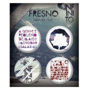 Cartela de Buttons Fresno - Infinito Modelo 2