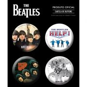 Cartela de Buttons The Beatles Albums 2