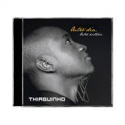 CD Autografado Thiaguinho Outro Dia, Outra História
