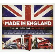 CD Box Made In England The British Pop Anthology