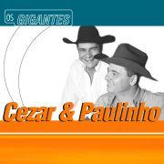 CD Cezar & Paulinho Série Os Gigantes