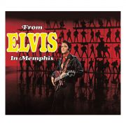 CD Duplo Elvis - From Elvis In Memphis