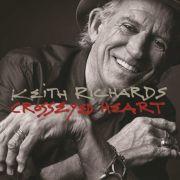 CD Keith Richards Crosseyed Heart