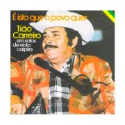 CD Tião Carreiro Em Solos De Viola Caipira