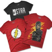 Combo Feminino The Flash