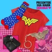 Combo Presente DC Wonder