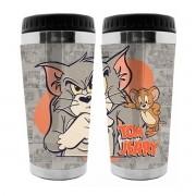 Copo Térmico Tom e Jerry Mad