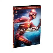 DVD Box The Flash - A Primeira Temporada Completa