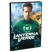 DVD Lanterna Verde