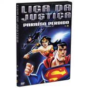 DVD Liga da Justiça Paraíso Perdido Vol. 3