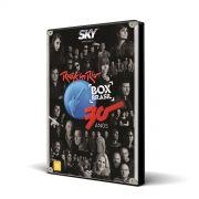 DVD Rock in Rio 30 Anos - Box Brasil