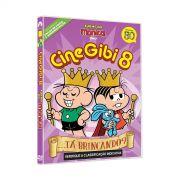 DVD Turma da Mônica Cine Gibi 8