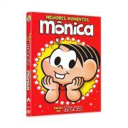 DVD Turma da Mônica Melhores Momentos Mônica