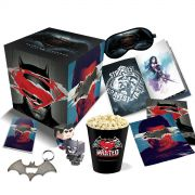 Gift Box DC Comics Luminária Batman Vs Superman