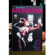 Graphic Novel Batman: Alerquina
