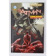 Graphic Novel Batman: Origens Secretas