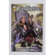 Graphic Novel Constantine: A Fagulha e a Chama