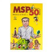 Graphic Novel MSP 50 Novos Artistas