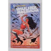 Graphic Novel Mulher Maravilha: Sangue