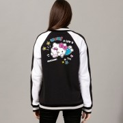 Jaqueta Bomber Hello Kitty Selfie